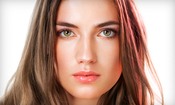 Salon Bliss - Detroit: $45 for Makeover with Shampoo, Style, Makeup Lesson, and Makeup Application at Salon Bliss in Rochester Hills ($95 Value)