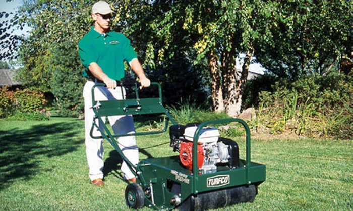 Kapp's Lawn Specialists - Fort Wayne: $42 for 6,000 Square Feet of Lawn Aeration from Kapp's Lawn Specialists ($84 Value)