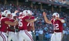 Stanford Cardinal Football - Stanford University: $30 for Two Tickets to the Stanford Cardinal Football Game at Stanford Stadium on October 8 at 4:30 p.m. ($60 Value)