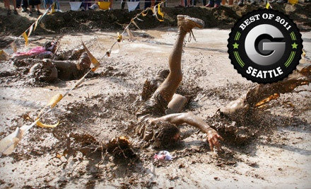 The Dirty Dash on Sat., Aug. 4: 1 Race Registration (a $40 value) - The Dirty Dash in McCleary