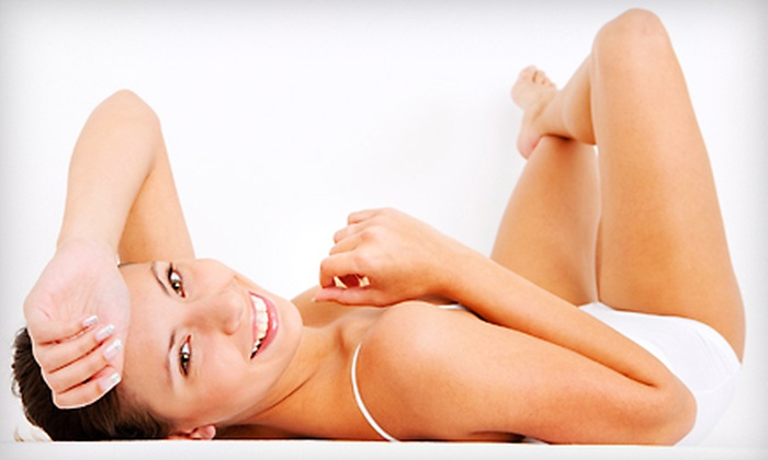Ever Radiant Medical Cosmetic Laser Clinic - Manotick - North Gower: Six Laser Hair-Removal Treatments at Ever Radiant Medical Cosmetic Laser Clinic (Up to 88% Off). Four Options Available.