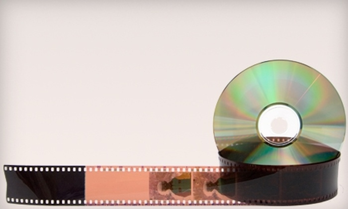 Video Impact - Atlanta: $19 for $50 Worth of Digital Transfers of VHS Tapes, Records & Photos to DVD or CD at Video Impact in Sandy Springs
