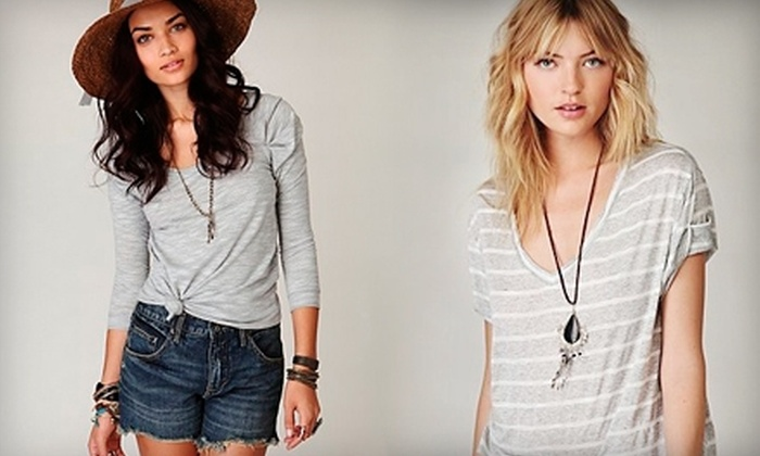 Popular - Multiple Locations: $30 for $60 Worth of Boutique Apparel, Jewelry, and Accessories at Popular