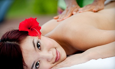 One-Hour Therapeutic Massage (a $70 value) - Works Of Wonder Massage in Houston