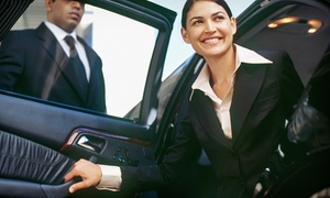 Divine Luxury Transportation: $45 for One-Way Luxury Service to DFW or Love Field for 3 from Divine Luxury Transportation ($65 Value)