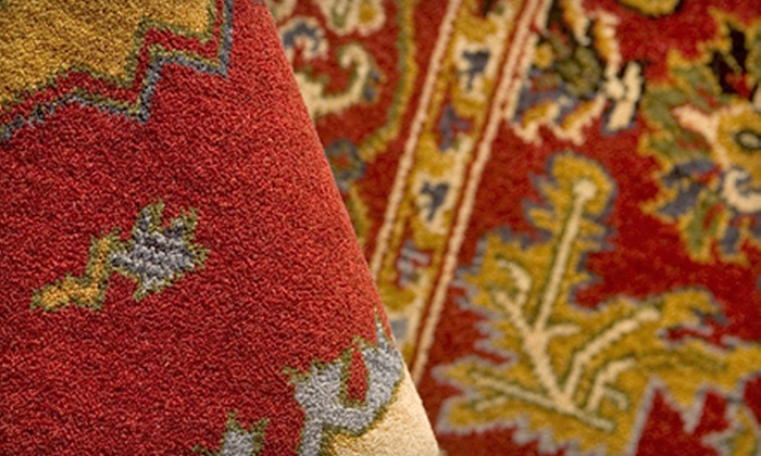 Main Street Oriental Rugs - Ellicott City: Oriental Rugs at Main Street Oriental Rugs in Ellicott City (Up to 75% Off). Two Options Available.