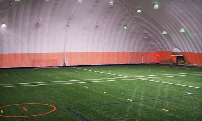 Oakland Yard Athletics - Detroit: 5 or 10 Unlimited Indoor Driving-Range Day-Passes to Oakland Yard Athletics