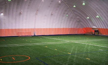 5 Indoor Driving-Range Visits (up to a $65 value) - Oakland Yard Athletics in Waterford