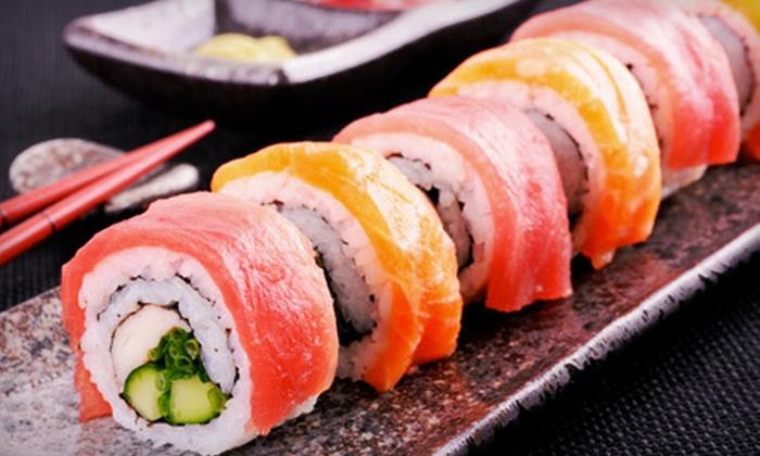 Matsutake Sushi & Grill - Herndon: $15 for $30 Worth of Sushi and Japanese Fare at Matsutake Sushi & Grill in Herndon