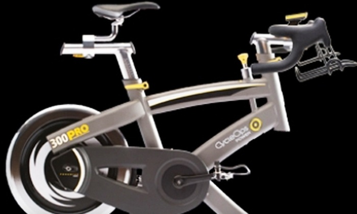 Cyclepathic Indoor Cycling Studio - Industrial Park: Cycling Sessions at Cyclepathic Indoor Cycling Studio. Three Options Available.