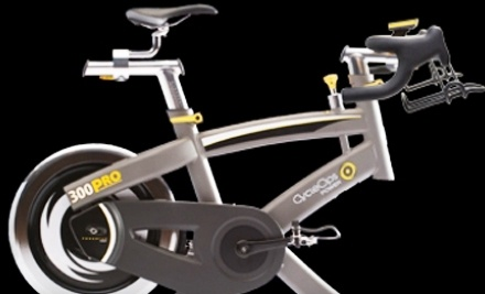 Cyclepathic Indoor Cycling Studio: Punch Card Valid for 5 Indoor Cycling Sessions  - Cyclepathic Indoor Cycling Studio in Ottawa