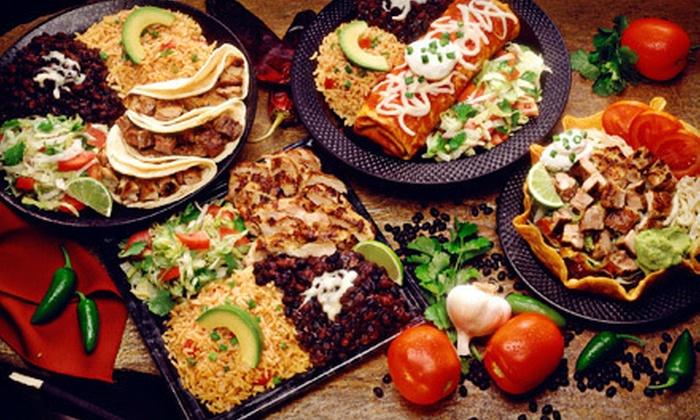El Mariachi Mexican Restaurant  - Ackman Acres: $10 for $20 Worth of Mexican Fare at El Mariachi Mexican Restaurant in Lawrenceburg