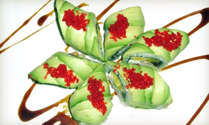 Hikaru Sushi - Clarendon - Courthouse: $15 for $30 Worth of Sushi and Japanese Fare at Hikaru Sushi in Arlington. Two Options Available.