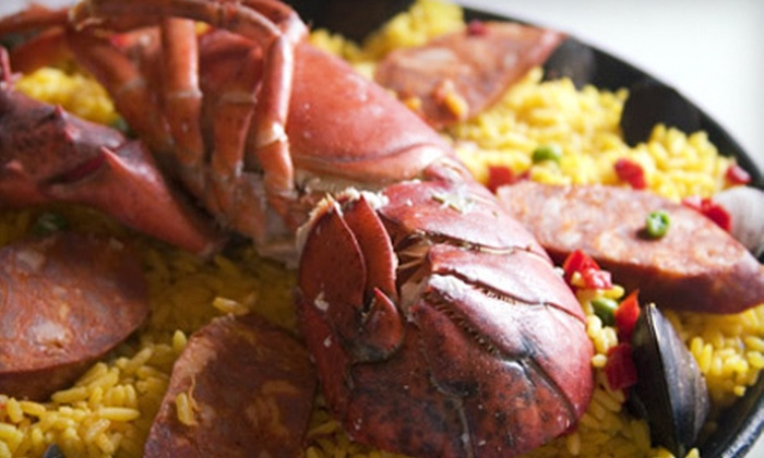 Mallorca Restaurant - Southside Flats: Spanish Continental Cuisine for Dinner at Mallorca Restaurant (Half Off). Two Options Available.