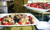 BEHA CATERING - Newburg: $55 for $120 Worth of Catering and Meal Delivery from Beha Catering