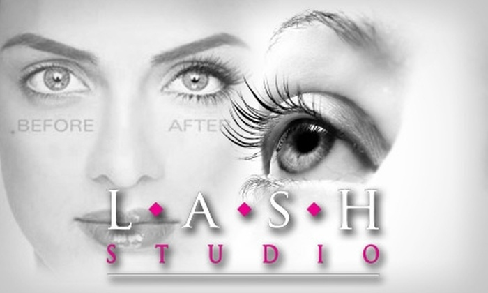 Lash Studio - Oak Lawn: $85 for NovaLash Eyelash Extensions at Lash Studio ($250 Value)