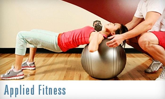 Applied Fitness - Williamsville: $30 for Five Semiprivate Personal-Training Sessions at Applied Fitness