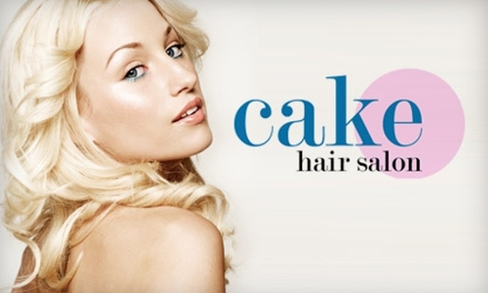 Cake Hair Salon - Central City: $30 for $60 Worth of Services at Cake Hair Salon