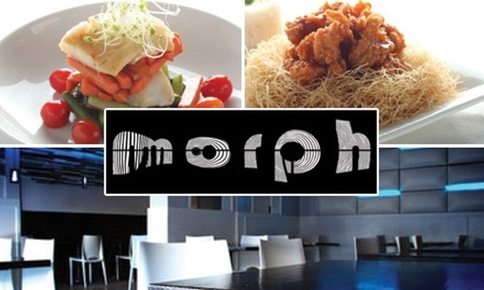Morph  - Central Richmond: $15 for $30 Worth of Asian Fusion at Morph