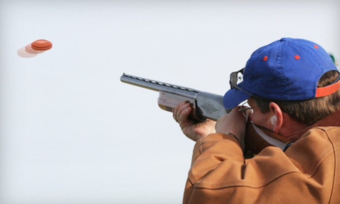 Metro Gun Club - Blaine: $38 for Sporting-Clays-Shooting Package with 50 Clays, Gun Rental, and 30-Minute Lesson at Metro Gun Club in Blaine ($77.50 Value)