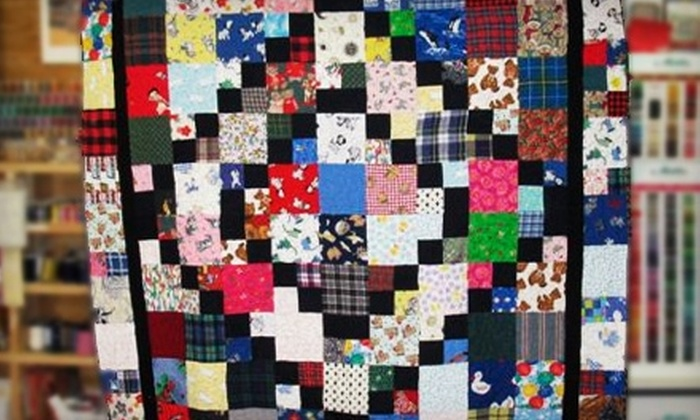 Piece Makers Quilt Shop - Conception Bay South: $15 for $30 Worth of Fabrics and Patterns at Piece Makers Quilt Shop