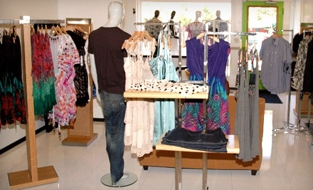 $50 Groupon to Boutique/83 - Boutique/83 in St. Louis