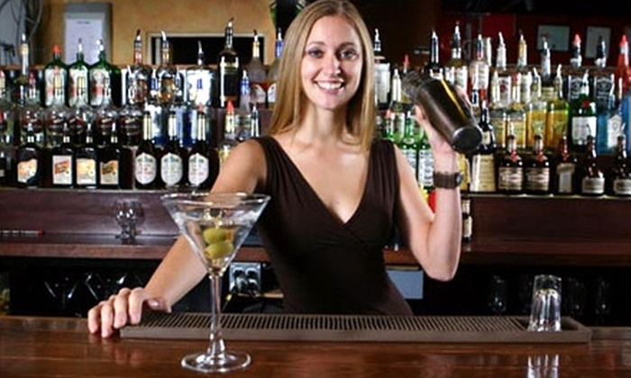 Metropolitan Bartending School - Kitsilano: $59 for a Bar-Chef Class at the Metropolitan Bartending School  ($125 Value)