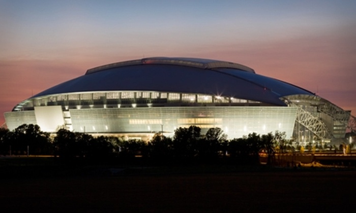 Cowboys Stadium - Plantation Resort: $10 for a Self-Guided Tour (Up to $17.50 Value) or $15 for a VIP Guided Tour (Up to $27.50 Value) of Cowboys Stadium in Arlington