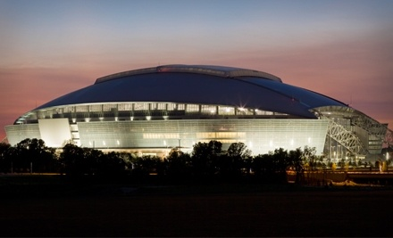 Cowboys Stadium: 1 Self Guided Tour - Cowboys Stadium in Arlington
