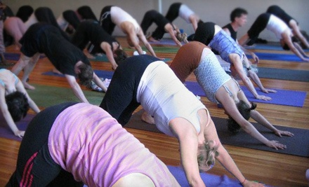 $50 Groupon to The Studio Store by Yoga Mandali - The Studio Store by Yoga Mandali in Saratoga Springs