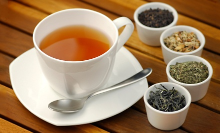 $25 Groupon to Sipping Streams Tea Company - Sipping Streams Tea Company in Fairbanks