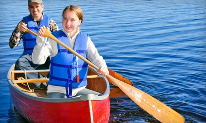 Milford House - Annapolis Royal, NS: $99 for a One-Night Stay in a Private Cabin for Two with Canoe Rental at Milford House in South Milford ($210 Value)