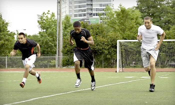 Proforce Athletics - NW Portland,King: One- or Two-Month Boot-Camp Package with Training-Website Access and Four E-books at Proforce Athletics (Up to 81% Off)