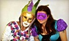 Half Off Literary Masquerade Party for Two