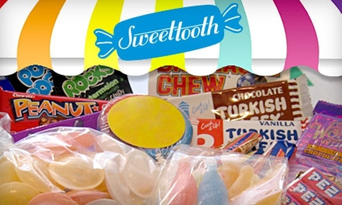 Sweettooth - Fort Myers Beach: $5 for $10 Worth of Candies, Dried Fruit, and More at Sweettooth