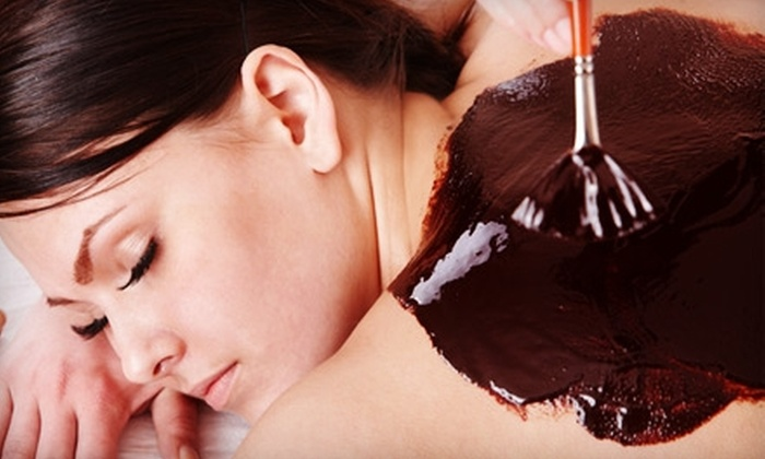 Hyde Park Body Works - Hyde Park: $40 for Chocolate Body Polish at Hyde Park Body Works