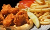 Bed-Stuy Fish Fry - Bedford-Stuyvesant: $12 for $25 Worth of Fried Seafood and Homestyle Side Dishes at Bed-Stuy Fish Fry in Brooklyn