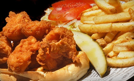 $25 Groupon to Bed-Stuy Fish Fry - Bed-Stuy Fish Fry in Brooklyn