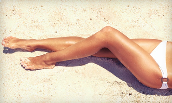 Sun Dial Tanning Salon - Multiple Locations: Tanning at Sun Dial Tanning Salon (Up to 61% Off). Four Options Available.