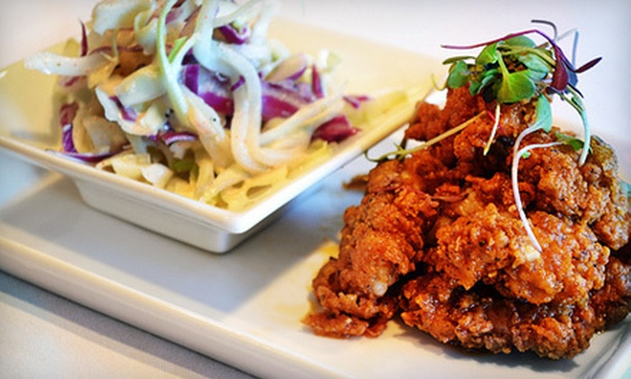 French Quarter New Orleans Kitchen - Lombard: $20 for $40 Worth of Louisiana Cuisine and Drinks at French Quarter New Orleans Kitchen in Lombard