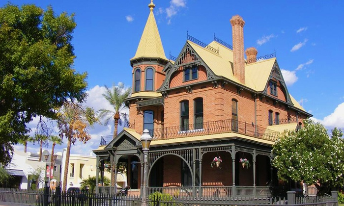 Rosson House Museum - Rosson House Museum: Visit for Two or Four Adults to Rosson House Museum (Up to 40% Off)