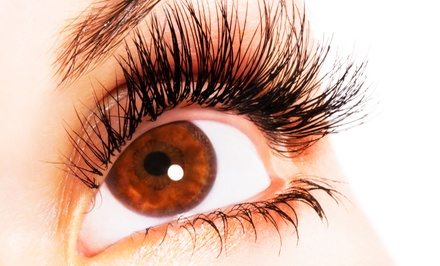 Certified Xtreme Eyelash Extensions with Optional Refill from VX Lashes Studio (Up to 72% Off)