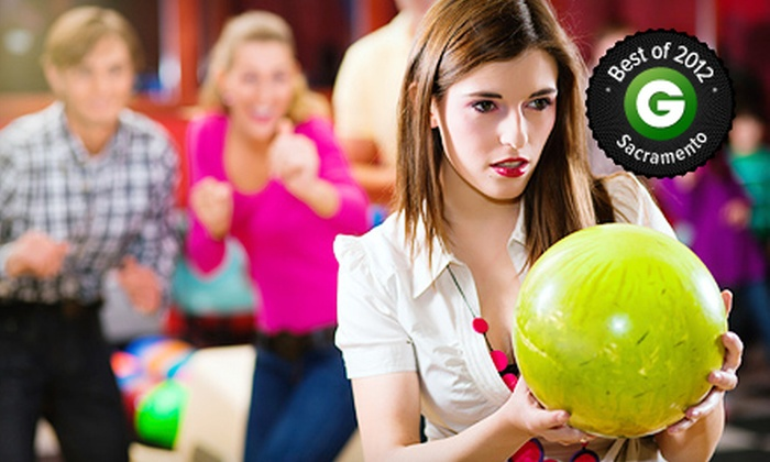 Country Club Lanes - Arden - Arcade: Four Months of Bowling for Up to Six or Laser Tag for Up to Four at Country Club Lanes (Up to 94% Off)