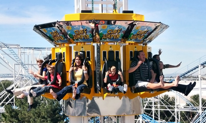 Scandia Amusement Park - Ontario: Haunted-House or Theme-Park Outing for Two at Scandia Amusement Park (Up to 52% Off)