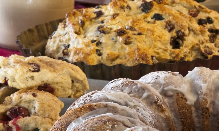 Your Bakery - La Conner: Baked Goods at Your Bakery (Up to 44% Off). Four Options Available.