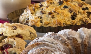 Your Bakery: Baked Goods at Your Bakery (Up to 44% Off). Four Options Available.