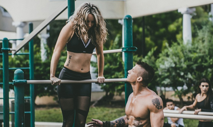 Calisthenics Evolution Institute - Miami International Business Park: Five Personal Training Sessions with Diet and Weight-Loss Consultation from Calisthenics Evolution Institute (50% Off)