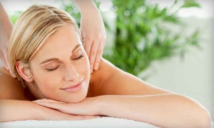 Jennifer Niezany at Paragon Salon and Spa - Paragon Salon: 60- or 90-Minute Massage from Jennifer Niezany at Paragon Salon and Spa (Up to 53% Off)
