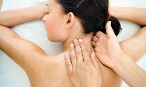 1 Advanced Rehab & Wellness Center: Swedish or Deep-Tissue Massage with Optional Sauna Session at 1 Advanced Rehab & Wellness Center (Up to 67% Off)