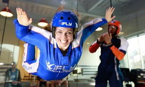 iFLY Gold Coast: Indoor Skydiving Package for One ($64) or Two ($109) at iFLY Gold Coast (Don't pay up to $198)